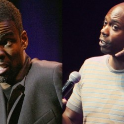 Just Imagine: CHRIS ROCK And DAVE CHAPPELLE On Stage
