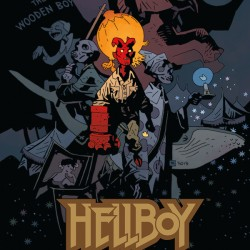 Creator MIKE MIGNOLA Talks About HELLBOY: THE MIDNIGHT CIRCUS Comic Book