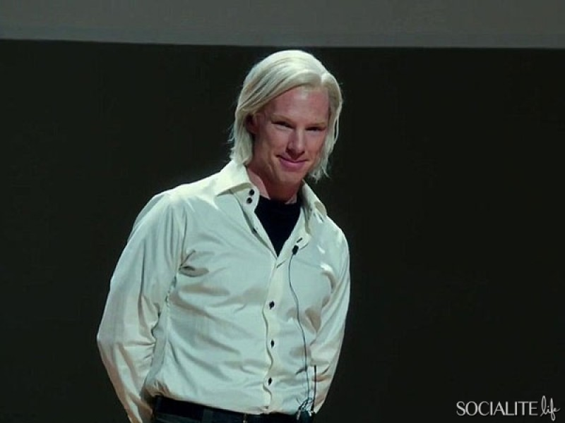 Top Ten Male Actors Who Went Blonde For A Role - PART II