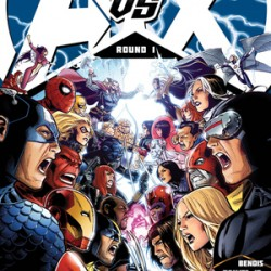 Marvel NOW! Launches Preview Of Upcoming Uncanny Avengers