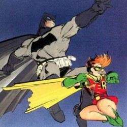 CARRIE KELLEY Returns In Batman #19 Comic. Writer PETER TOMASI Talks About The New Robin