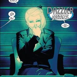 Dazzler in S.H.I.E.L.D