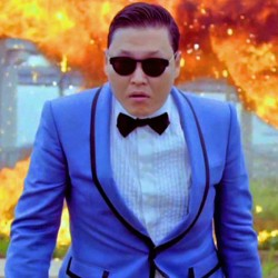 South Korean Rapper PSY Hits The Comic Book World With FAME: PSY
