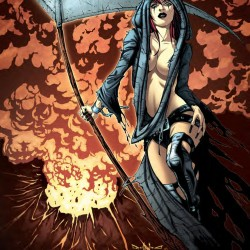 New Lead Character To Fight GODDESS OF DEATH In First GRIMM FAIRY TALE: NO TOMORROW Issue