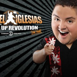 Let The Fluffy Begin! GABRIEL IGLESIAS Stand Up Revolution Tour Comes To Stamford
