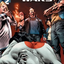 JOSHUA DYSART Signs Exclusive Deal With Valiant while HARBINGER WARS #2 Is Almost Done
