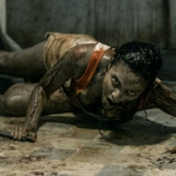 EVIL DEAD Remake Tops This Weekend's Box Office. JURASSIC PARK Is No. 4