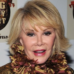Hollywood Star's Nightmare: JOAN RIVERS Makes Stand-Up Comedy In Dallas