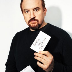 LOUIS C.K.: 'I'm An Accidental White Person'