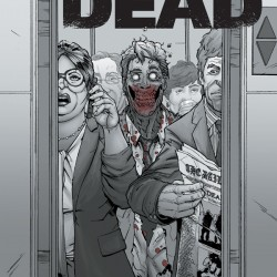 Dynamite Plans Two New Comics For September: Jeff Parker's KINGS WATCH And THE MOCKING DEAD