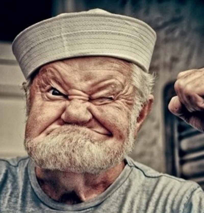 characters based on real people - Popeye