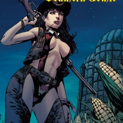 VAMPIRELLA Gets SOUTHERN GOTHIC Five-Part Miniseries