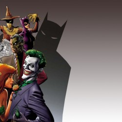 Villains Get Their Credits. DC COMICS Brings Villain's Month In September With New Comic Books