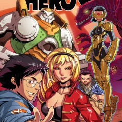 DISNEY Preps New Animated Movie Based On Marvel's Comic Book BIG HERO 6