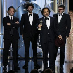 Golden Globes: Birdman's Alejandro G. Inarritu, Nicolas Giacobone, Alexander Dinelaris, Armando Bo Win for Best Screenplay