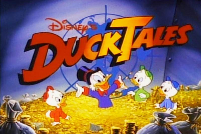 DuckTales Reboot Coming To Disney XD