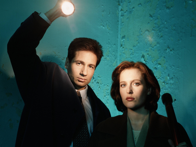 Fox Revives 'X-Files'