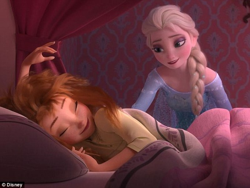 Here's Your First Look At The Return Of Frozen: Frozen Fever