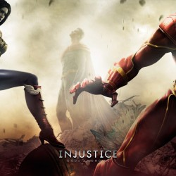 INJUSTICE GODS AMONG US Gameplay Trailer Features Stunning Addictive Game
