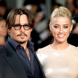 Johnny Depp And Amber Heard Reportedly Married
