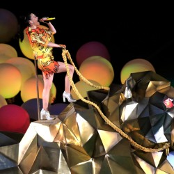 Katy Perry's Performance Amazed Super Bowl