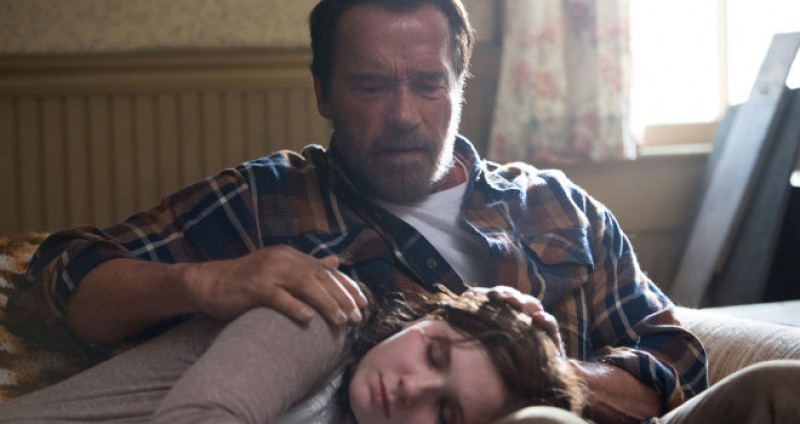 See The First Trailer For Arnold Schwarzenegger's Maggie