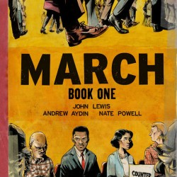 BILL CLINTON To Do A Cover Blurb For MARCH: BOOK ONE Comic