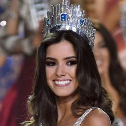 Paulina Vega: Miss Colombia Wins Miss Universe 2014