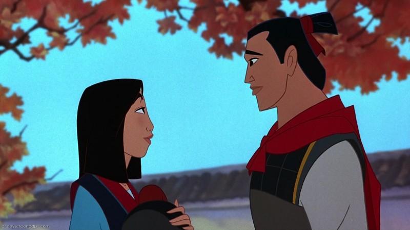 Disney Is Making A Live-Action Mulan