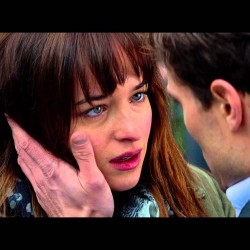 New 'Fifty Shades of Grey' Movie Trailer Premiered At Golden Globes
