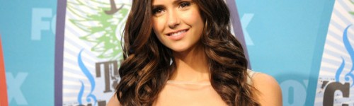 Nina Dobrev Leaving 'The Vampire Diaries'