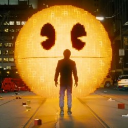 Pixels Trailer: Adam Sandler Saves The World From Pac-Man