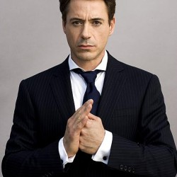 5 Facts About TONY STARK Actor ROBERT DOWNEY JR.
