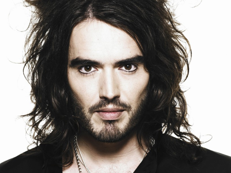 RUSSEL BRAND Goes On First World Comedy Tour MESSIAH COMPLEX