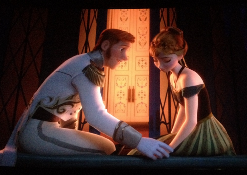 The Alarming Tiny Anatomy Of Disney's Princesses