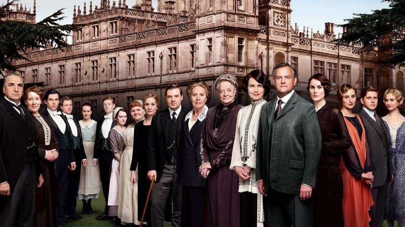 Why Is Downtown Abbey Ending?