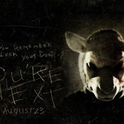 YOU'RE NEXT Trailer from one of the best horror movies in years